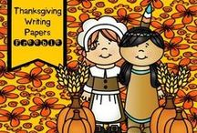 November / All about November in the primary grades!