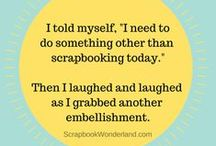 Scrapbook Jokes