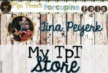 Mrs. Peyerk's Porcupine Pals TeachersPayTeachers Store / A collection of everything in my Teachers Pay Teachers store.