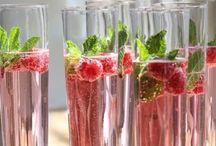 Drinks, Aperitifs & Apetizer
