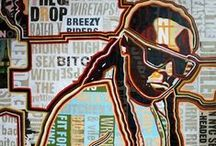 The Dedication Tour / Get inspired by this Lil Wayne mood board!