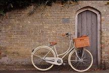 I love bikes / by Katherine Parrott