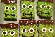 Halloween Recipes / Ghoulishly good and frighteningly fun food for Halloween.