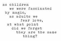 words / by Brianna Bosch