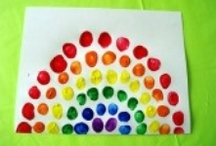 March / St. Patrick's Day, Leprechauns, Rainbows Activities & Crafts