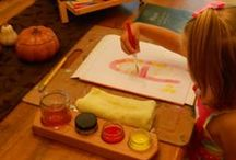 Waldorf Homeschool Ideas / Ideas for us to use in our Waldorf homeschooling.