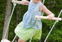 Kids outdoor fun