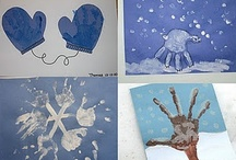 January / New Years, Winter & Snow Activities & Crafts