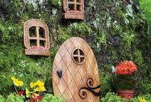 Fairy and Gnome Gardens