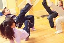 Fun & Fitness 4 Kids / Activity ideas to keep kids fit