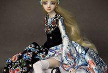 Dolls / by Syl DeLeon