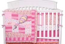 Boy/Girl Coordinated Nursery Bedding