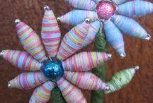 ~ Beads & Buttons ~ / ~ Plain & Fancy ~ / by Keller Hastings