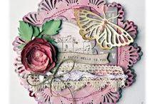 Cards ~ Butterflies / by Keller Hastings