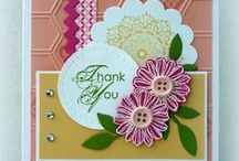 Cards ~ Thank You / by Keller Hastings