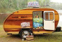On Holiday In A Caravan / by Katherine Parrott