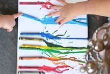 Arts and Crafts for Children!  / A board filled with arts and crafts ideas for children of all ages!
