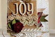 Cards ~ Christmas & Winter / by Keller Hastings