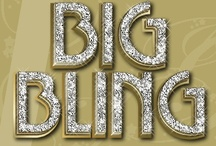 * GLITTER & BLING * / I am a girly girl and shiny, sparkly, glittery things make me happy!!! #glitter #bling #sparkle #shine