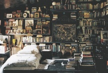 Among Books / by Syl DeLeon