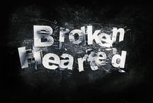 HEARTBREAK, HURT & MOVING ON / This is for anyone who's loved and lost. It can be difficult to pick up the pieces and move on but, I am here to tell you it can be done. #hearbreak #sadness #healing #encourage #courage
