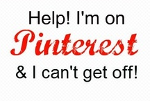 PINTEREST ADDICT / This is a serious addiction!! Pinterest is my therapy, my companion, and my love <3 #pinterest