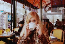Cafes & Coffeehouses / by Syl DeLeon