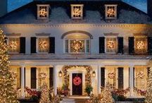 Christmas Lights - Traditional / Christmas lights help keep the spirit of Christmas alive for kids, teens and adults. Help spread the cheer and light up the holidays! Save 10% on orders over $100 at ChristmasLightsEtc.com with coupon code PINFUN10 / by Christmas Lights, Etc
