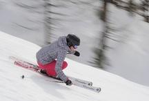 Love to ski / Feel the mountain