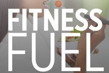FITNESS FUEL & NUTRITION  / by Michelle Renee