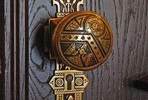 Doors & Gates / by Linda Weatherly
