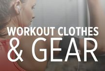 WORKOUT CLOTHES & GEAR