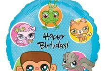 Michaela's 7th Birthday / Littlest Pet Shop