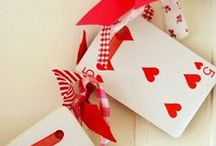 "Valentine's Day Ideas / Valentine's Day food and recipes, drinks, romantic ideas and decorating DIY. Show love everyday, and on Cupid's holiday with ""I love you"" and a string of red hearts / by Christmas Lights, Etc"