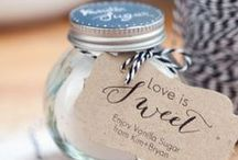Wedding Ideas & Gifts / We share our best DIY wedding ideas for decorations, venue, planning, dresses, food, music, and more!