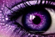My favorite colour / Purple, Lilla,