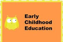 Early Childhood Education / Expanding on early childhood education.  A growing collection of resources, courses & training sites available free of charge.  All you need is a desire to learn!