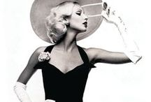 Old Hollywood Glam / Old Hollywood Starlet Lifestyle