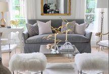 Glam Home / A Glamorous Home