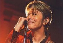 David Bowie / Thank you. And I will always miss you.