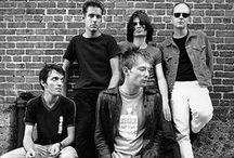 Radiohead / The band who changed the face of music... and keep on doing it.