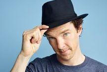 Benedict Cumberbatch / The beautiful actor, of course!