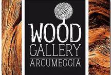 Wood Gallery / Un Simposio di Scultura all'aperto ad Arcumeggia (VA) uno dei borghi più suggestivi d'Italia.