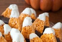 Halloween Decor & Recipes / DIY crafts, decor, and delicious recipes for the spookiest time of the year!