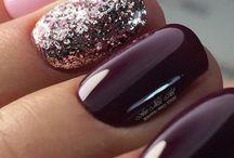 Nail Designs / Nail polish, nail designs and nail art. Nail design looks to get you inspired. Nail polish ideas.