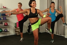 Fitness / Workout plans and inspiration to keep exercising and living healthy! / by Maria Manzo