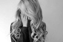 Hair. / by The World Wanderer