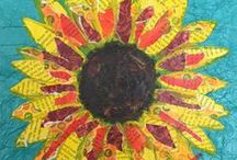 art teacher gems / Art lessons and ideas for art lessons for elementary through high school age students / by Laura Lipke-Fesser