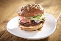 TASTE: Burgers N' Shakes  / Dig in, or whet your appetite, with these delicious options for mouthwatering  hamburgers, cheeseburgers and frosty milkshakes at Four Seasons restaurants in the U.S.—and abroad. / by Four Seasons Hotels and Resorts