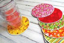recycled cds / by Laura Lipke-Fesser